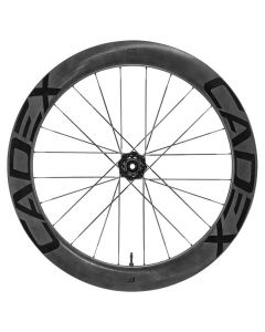 CADEX 65 disc tubeless carbon wielset