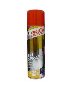 Cyclon 5x1 spray