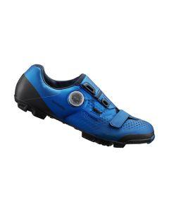 Shimano XC501 blauw 46 mtb schoenen