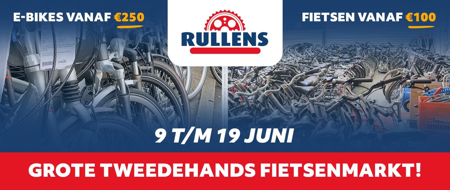2e hands fietsenmarkt